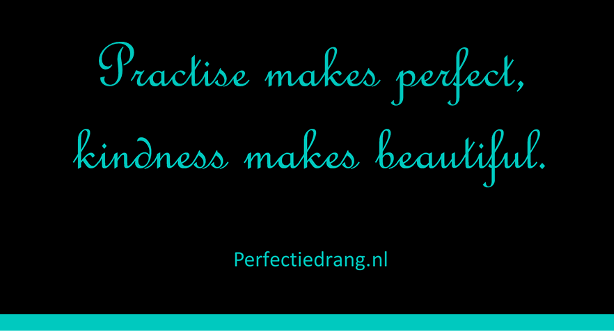 quote 2 perfectionisme